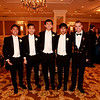 Jonathan Tsai, Spencer Mar, Baxton Chen, Joseph Kuo and Patrick McDonald