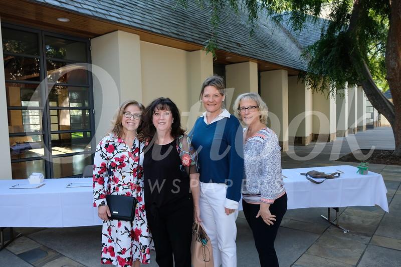 Lynette Sohl, Jacky Samartin, Stephanie Perry and Marlene Klusman