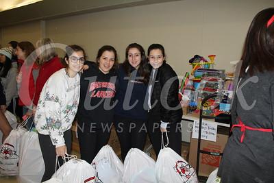 Kristen Asmar, Victoria De Cardenas, Gabby Pontrelli and Isabela Cacho-Sousa