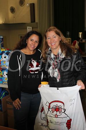 Stephanie Ginn and Deborah Dawes