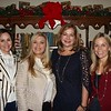 Debutante Ball co-chairs Maricel de Cardenas and Elizabeth Karr with luncheon co-chairs Cynthia Ary and Alison Moller
