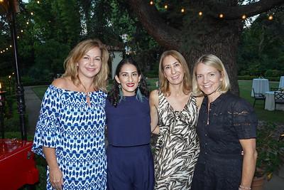Cynthia Ary, Stefanie Lutero, Jennifer Baldocchi and Tami McGovern