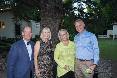 William and Kimberly Covey with Marlene and Rob Klusman