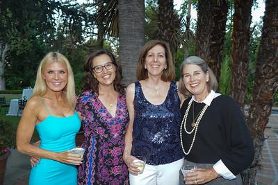Nancy Hittner, Alexandra Brousseau, Lynn Eriksen and Ann Boutin