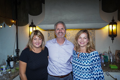 Marci Wendling, Bob Baldocchi and Cynthia Ary