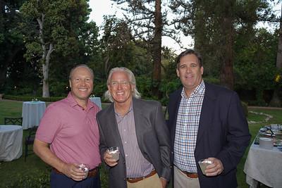 Richard Boutin, Paul Hittner and Jeff Hannan