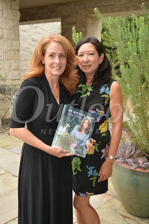 Author and Speaker Kelly Wilkniss with NCL President Christine Chin 304