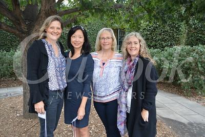Stephanie Perry, Grace Wen, Marlene Klusman and Caroline Diver 297