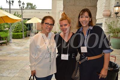 Lynette Sohl, Elizabeth Karr and Diana Bell 309