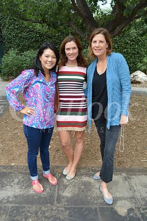 Julie Lin, Una Battaglia and Caroline Howell 287