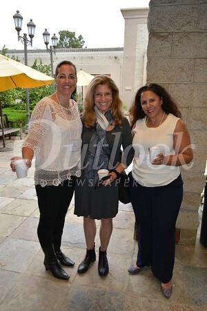 Chantal Bennett,Christine Nunn and Stephanie Ginn 307