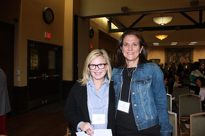Amy Kessel and Michele Carter
