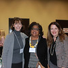 Diana Bell, Allison Byrne and Diane Pirzada