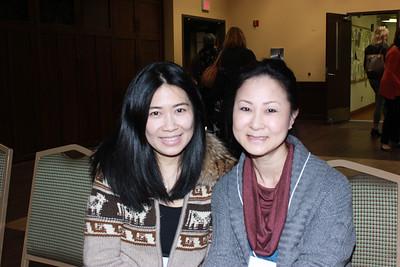 Annie David and Weni Wilson