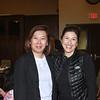 Jenny Liu and Diane Rojas