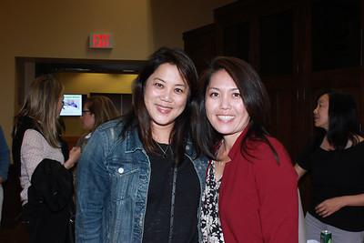 Grace Navarrete and Jennifer Chuang