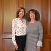 Luncheon chairs Lynn Eriksen and Justene Pierce 0117