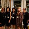 Pam Rasmussen, Kimi Tamura-Yu, Tiffany Chang-Sahakian, Teri Hernandez and Annette Hanks