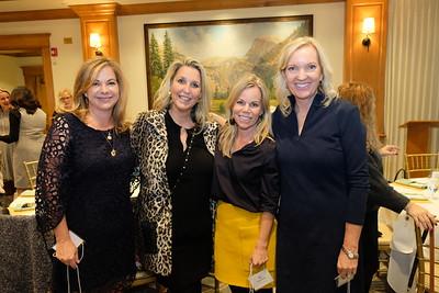 NCL President Cynthia Ary, Elizabeth Saldebar, Alison Moller and Laurie Modean