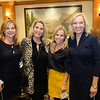 NCL President Cynthia Ary, Elizabeth Saldebar, Alison Moller and Laurie Modean