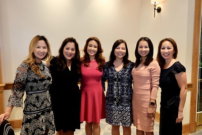 Lonnie Sanok, Grace Navarrete, Chris Yoo, Denise Sun, Sean Ky and Michelle Rose