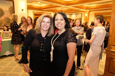 Pam Rasmussen and Christina Pink