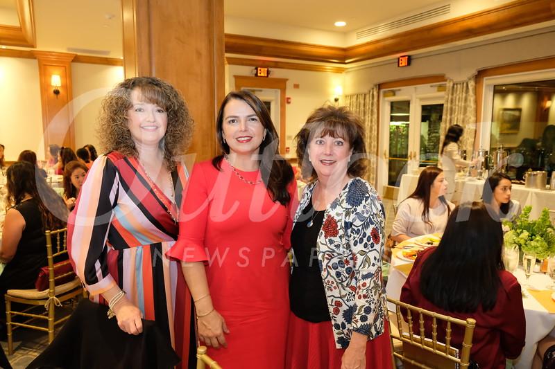 Justene Pierce, Sheila Rossi and Jacky Samartin