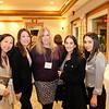 Angela Lam, Kristine Chen, Bernadette Gonzales, Stefanie Lutero and Marcela Owens