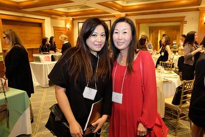 Sylvia Koh and Mary Lee