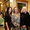 Grace Wen, Diana David and Kim Covey