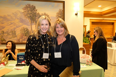 Colleen McGuinness and Marci Wendling