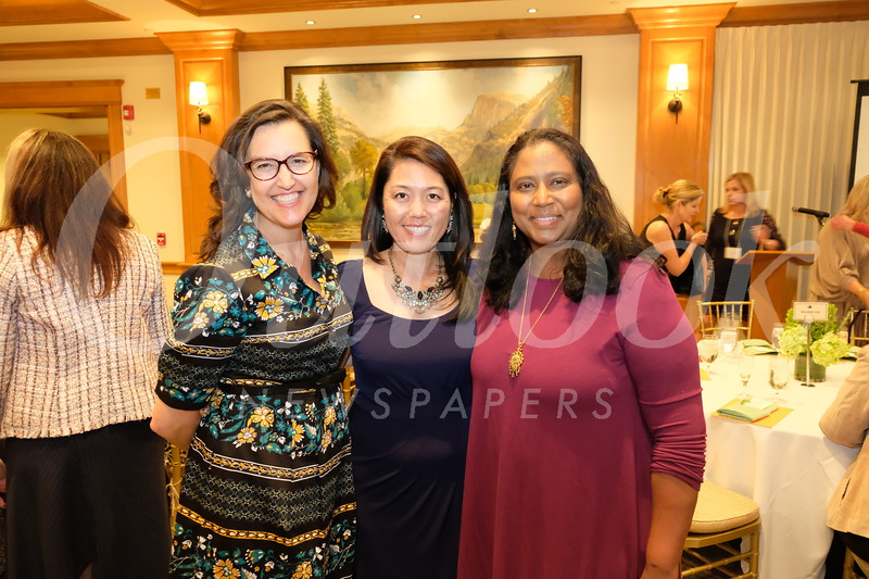 Alexandra Brousseau, Jennifer Chuang and Krishna Rao