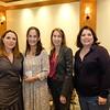 Nairie Balian, Aline Cacho-Sousa, Jennifer Baldocchi and Eileen Cameron