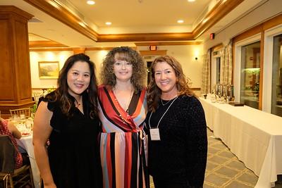 Grace Navarrete, Justene Pierce and Deborah Dawes