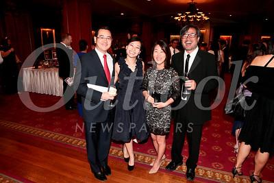 25 David Wang, Rosemary Lay, and Jennifer and Mike Lee