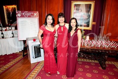 8 Luyi Khasi, Lisa Wang and Jennifer Parki