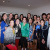 Active members include (front row, from left) Tieu-My Nguyen, Diana Han, Jane Feinberg, Cheryl Hom, Maria Villamil, Jennifer Park and Carol Chung  Back Christine Song, Brenda Ho, Cori Solan, Martha Ch