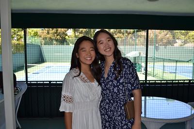 Emily Lee and Jacqueline Tsai