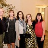 Laurie Modean, Diana Bell, Alexandra Brousseau, Lynette Sohl and Jacky Samartin