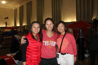 Sean Ky, Soo Lin and Susan Lim