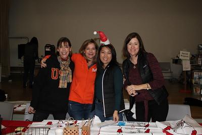 Diana Bell, Cynthia Ary, Jennifer Chuang and Jennifer Nyhan