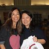 Sandra Oh and Elaine Pan