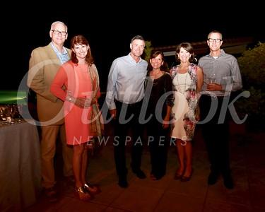 NCL San Marino Debutante Parent Party