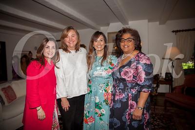Myrna McLane, Alison Forrest, Marcela O'Reilly and Allison Bryne
