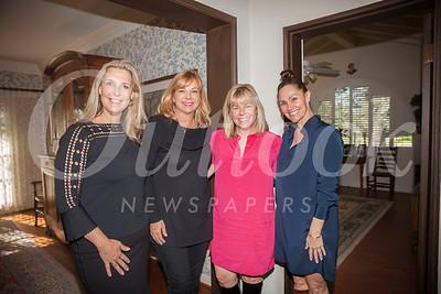 Elizabeth Saldebar, Cynthia Ary, Alison McCrary and Maricel de Cardenas