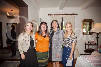 Lynette Sohl, Jacky Samartin, Christina Pink and Alison Moller