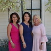 Event co-chairs Sue Nesnas, Jennifer Chuang and Beth Davis