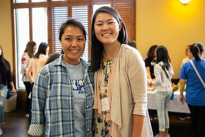 Jennifer and Ella Chuang