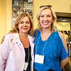 San Marino NCL President Cynthia Ary and Laurie Modean