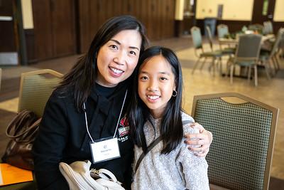 Brenda and Lauren Ho